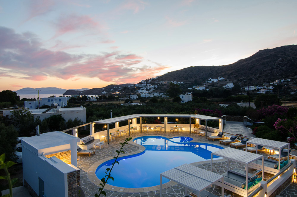 Ios Island House Hotel